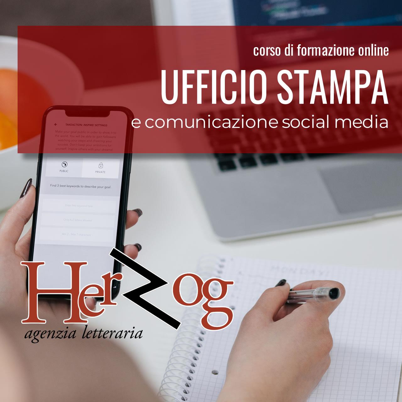 UFFICIO STAMPA E COMUNICAZIONE SOCIAL MEDIA